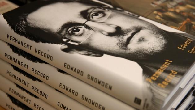 Snowden-Memoiren: US-Regierung reicht Klage ein