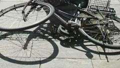 Verkehrsunfall mit Verletzung in der Stadt Salzburg (Bild: Jürgen Radspieler)