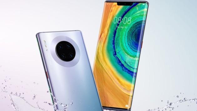 Huawei Mate 30 Pro (Bild: Huawei)