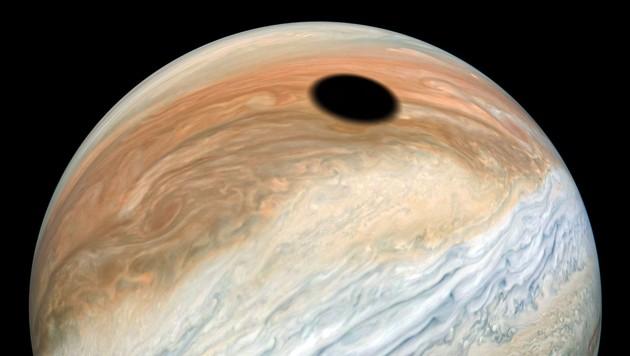 (Bild: NASA/SwRI/MSSS/Kevin M. Gill)