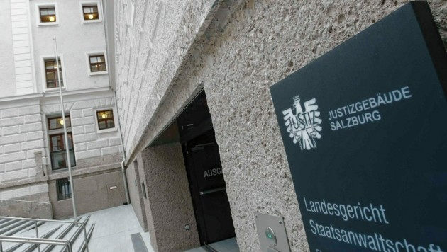 Das Justizgebäude räumte den Staatspreis für Architektur ab (Bild: Markus Tschepp)