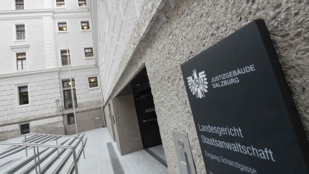 Salzburger Justizgebäude, Sitz der Staatsanwaltschaft (Bild: Tschepp Markus)