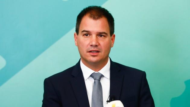 Michael Schickhofer (SPÖ) (Bild: Erwin Scheriau)