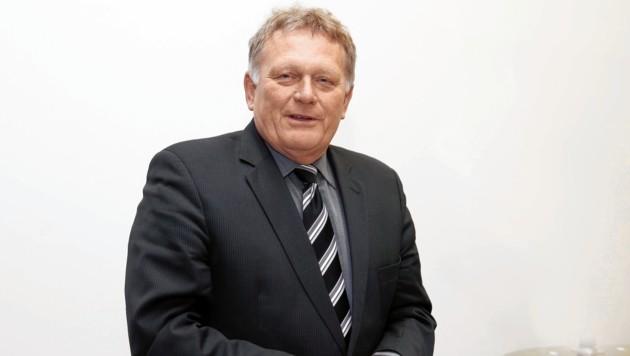 Wolfgang Malik (Holding Graz) (Bild: Jürgen Radspieler)