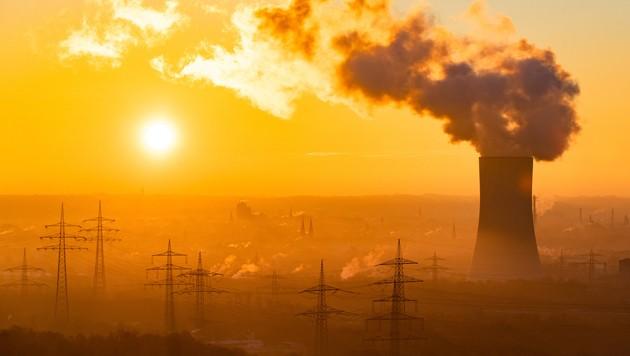 Laut der Weltorganisation für Meteorologie muss die Treibhausgasreduktion umgehend gesenkt werden. (Bild: APA )