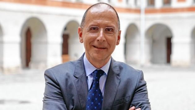 Der Politikexperte Peter Filzmaier ist mit seinen Analysen Stammgast im ORF. Seine Aussage zum Frank Stronach-Interview beschäftigen nun den Verfassungsgerichtshof. (Bild: Sepp Pail)