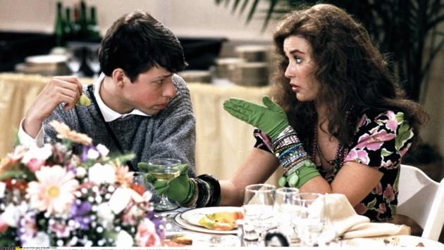 """Jon Cryer und Demi Moore im Film """"No Small Affair"""" (Bild: www.pps.at)"""