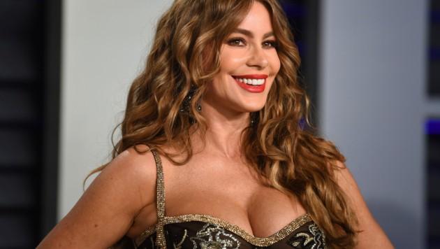 Sofia Vergara (Bild: Evan Agostini/AP/picturedesk.com)
