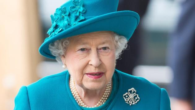 Queen Elizabeth II. (Bild: www.PPS.at)