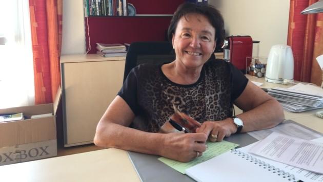 Freistadts Bezirkshauptfrau Dr.in Andrea Außerweger