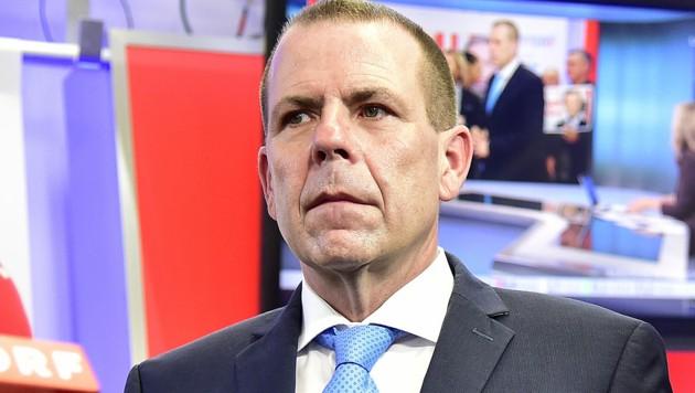 FPÖ Generalsekretär Harald Vilimsky (Bild: APA/Hans Punz)