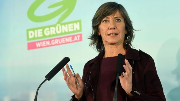 Birgit Hebein (Bild: APA/HELMUT FOHRINGER)