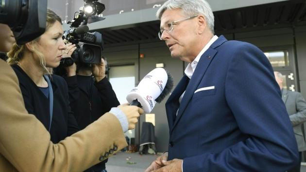 Kärntens Landeshauptmann Peter Kaiser (Bild: APA/ROBERT JAEGER)