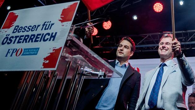 (Bild: APA/Georg Hochmuth)