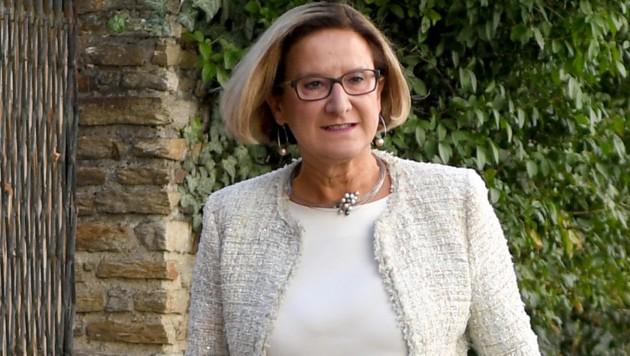 Die niederösterreichische Landeshauptfrau Johanna Mikl-Leitner (Bild: APA/ROLAND SCHLAGER)