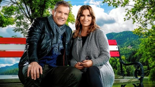 Wer schafft es zum Österreich-Finale mit dem Moderatoren-Duo Armin Assinger & Barbara Karlich? (Bild: [M] ORF)