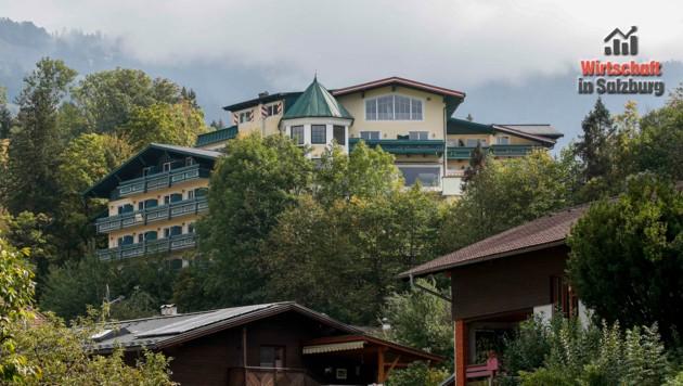 Schon seit Ende 2013 hat das Hotel dauerhaft geschlossen (Bild: Markus Tschepp)