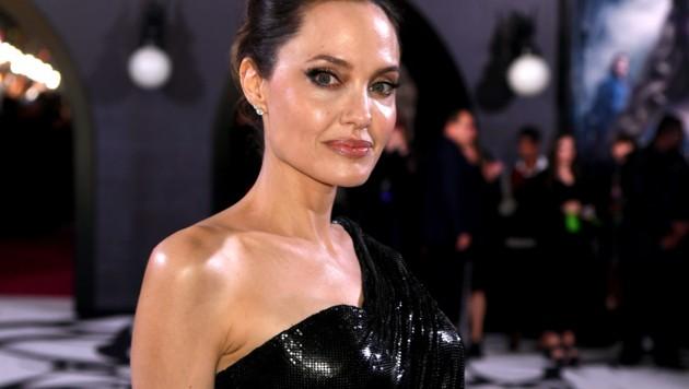 Angelina Jolie (Bild: 2019 Getty Images)