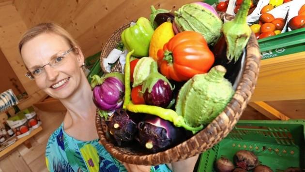Viele schwören auf frisches Gemüse, um das Immunsystem widerstandsfähig zu machen. (Bild: Juergen Radspieler)