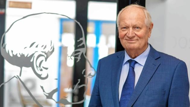 Prof. Herbert Resch wird sein Amt als Rektor der Paracelsus Medizinischen Privatuniversität in Salzburg Ende Mai 2020 zurücklegen. Die Stelle wurde ausgeschrieben. (Bild: Paracelsus Universität/wildbild)