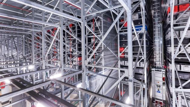 Die Automatisierung von Logistikzentren ist das Gebot der Stunde. (Bild: TGW)