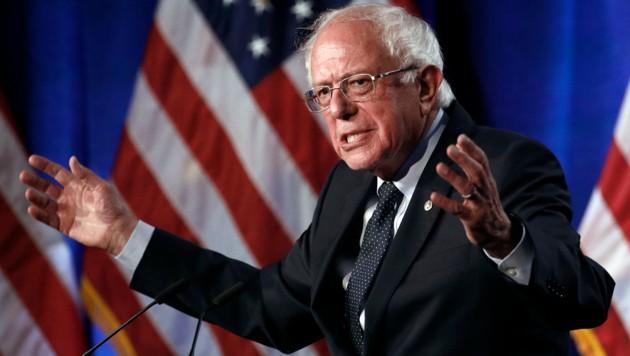 Bernie Sanders (Bild: AP)