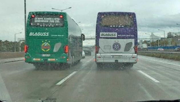 (Bild: Twitter FK Austria Wien)