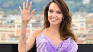 Angelina Jolie in Rom (Bild: AFP)