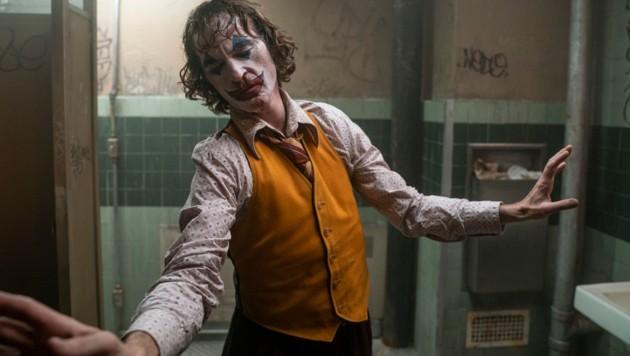 """Joaquin Phoenix ist der """"Joker"""". (Bild: Warner Bros. Pictures)"""