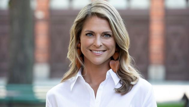 Prinzessin Madeleine (Bild: Sara Friberg, The Royal Court of Sweden)