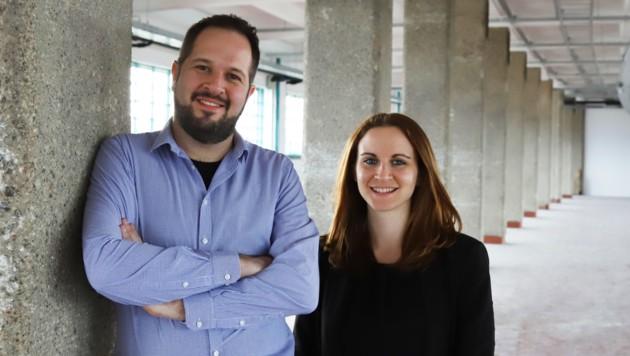 """Etienne Koo gründete mit Patrick Fröschl das Unternehmen, das mit """"Show My Size"""" eine App entwickelt hat, die die Kleidergröße von Personen """"vorhersagen"""" kann. (Bild: Twinster)"""