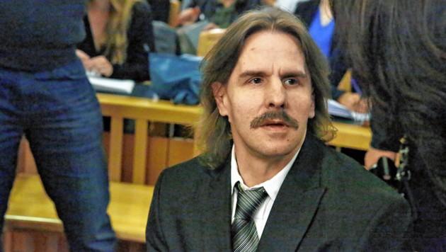 Werner B. vor Gericht (Bild: Jöchl Martin)