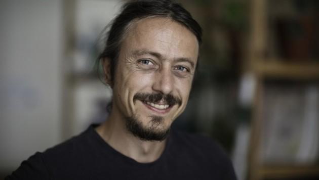 Martin Wildenberg von Global 2000 (Bild: GLOBAL 2000 / Stephan Wyckoff)