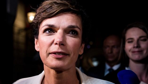 """Strebt die """"breiteste Mitgliederöffnung"""" an, die es je gegeben hat: SPÖ-Chefin Pamela Rendi-Wagner (Bild: AFP )"""