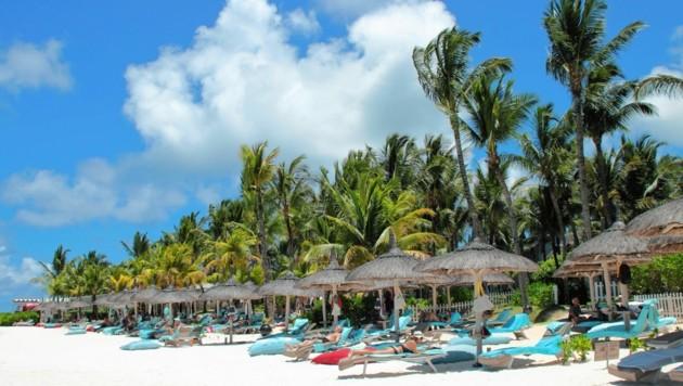 Für viele ein Urlaubstraum im Indischen Ozean: Mauritius (Bild: Tomschi Peter)