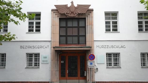 Die steirischen Bezirksgerichte sind gut gesichert. (Bild: Sepp Pail)