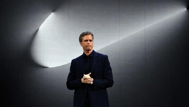 Nike-Chef Mark Parker (Bild: AFP)