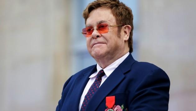 Elton John (Bild: AFP)
