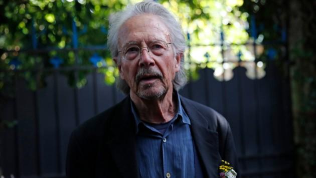 Peter Handke (Bild: AP)