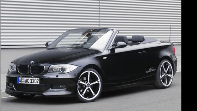 Ein BMW-Cabrio wie dieses hat ein Urlaubsgast in der falschen Garage abgestellt. (Bild: motor.com)