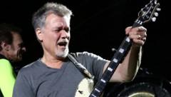 Gitarrenhexer par excellence: Eddie Van Halen (Bild: Greg Allen / AP / picturedesk.com)