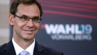 Vorarlbergs Landeshauptmann Markus Wallner (ÖVP) (Bild: APA/GEORG HOCHMUTH)