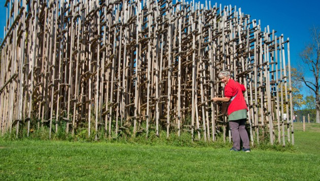 Viele Teile der Landesgartenschau werden noch länger bleiben. (Bild: Jack Haijes)