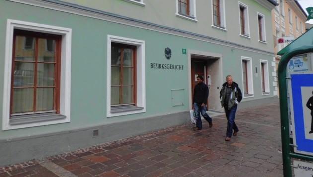 Die Einrichtung in Murau soll dem Gerichtsstandort Judenburg einverleibt werden. (Bild: Weeber Heinz)
