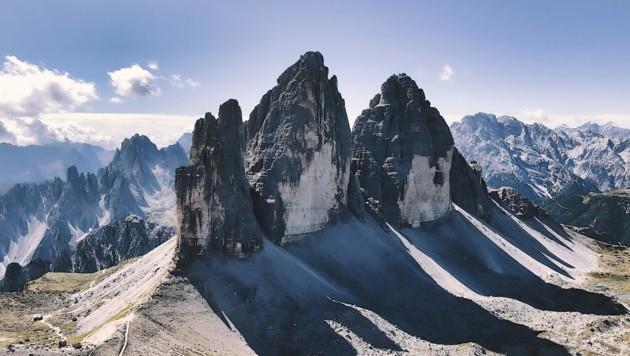 Die Dolomiten als Sehnsuchtsziel für Bergsteiger
