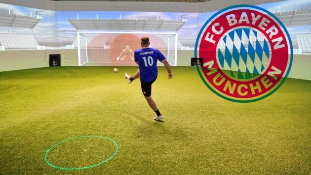 (Bild: Sepp Pail, Bayern München)