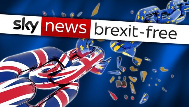 (Bild: stock.adobe.com, Sky News, krone.at-Grafik)