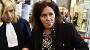 Rosa Maria Da Cruz (re.) und ihre Anwältin (Bild: AFP)