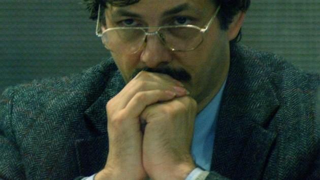 Marc Dutroux im Jahr 2004 (Bild: AFP)