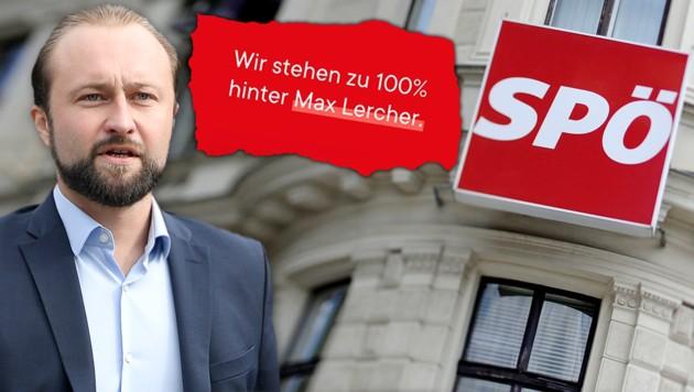 (Bild: APA/Roland Schlager, facebook.com, krone.at-Grafik)